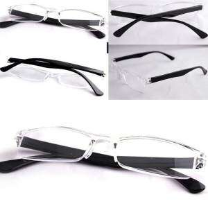 BEST SELLER Sunwonder Eyeglasses +1.0 To +4.0 Men Women Half Frame Lightweight Reading Glasses Unisex - intl