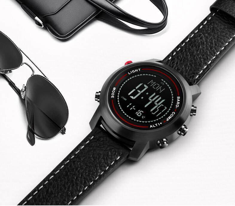 watch men climbing products weather swimming hiking digital altimeter sports northedge altitude trap compass barometer fbad fishing hours thermometer clock fish watches