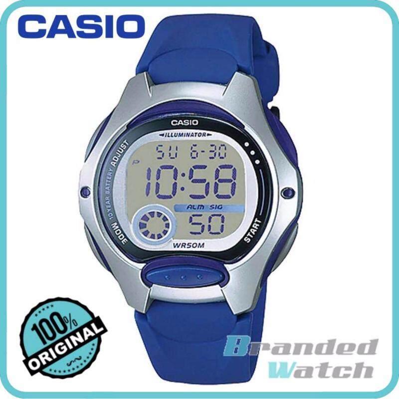 Casio LW-200-2AVDF Unisex Digital Resin Watch LW-200-2AV Malaysia