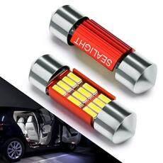 DE3175 LED Interior Peta Cahaya Kubah Bohlam untuk Mobil-Terbesar Di Dunia Panjangnya 4014 Chipset