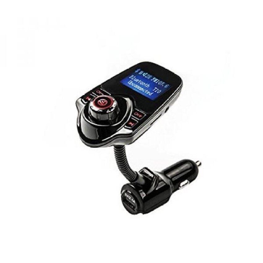 BSR International Mobil MP3 Pemutar Bluetooth Bebas Genggam Mobil Perlengkapan Nirkabel Radio