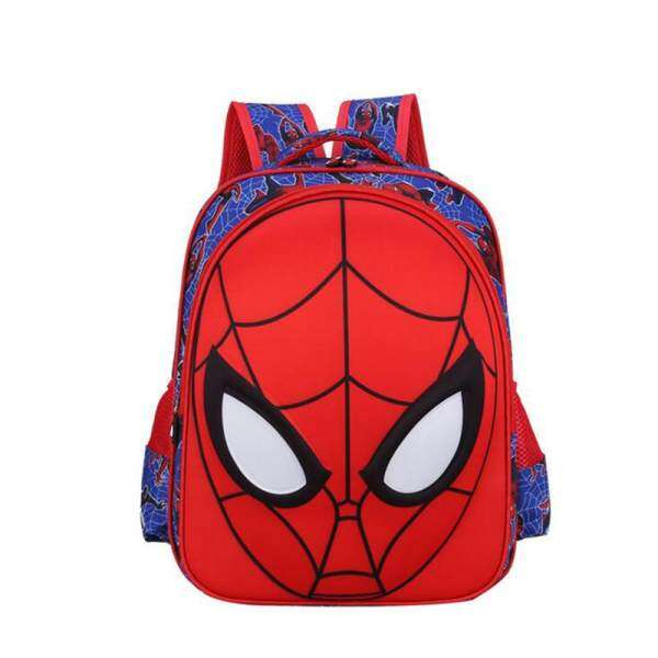 0d5602f5cad1 Ishowmall Kids Children Cartoon Printed School Bag Shoulders Bag Backpack