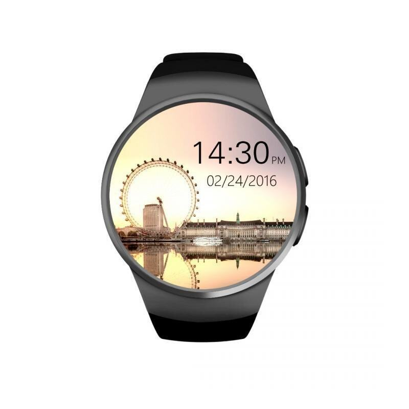 JOY Intelligent Bluetooth Waterproof Smart Watch (black) - Intl Malaysia