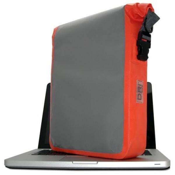 Kena Kai DRI Anti-Air 15.4 Dalam. Buku Catatan Lengan Komputer, Grey/Oranye, Satu Ukuran-Internasional