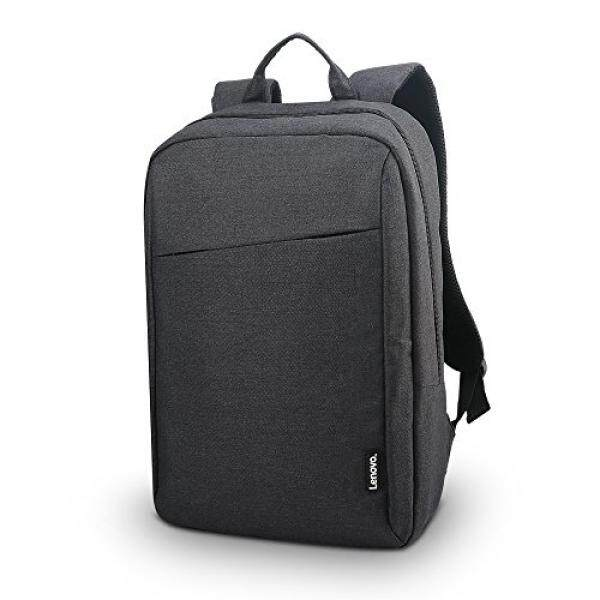 Lenovo Laptop Backpack, 15.6-Inch Casual Backpack B210, Black, GX40Q17225 - intl