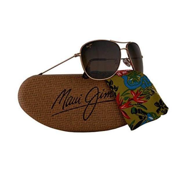 d941ef5261640 Maui Jim Cliff House Sunglasses Gold w Polarized Bronze Lens MJ247-16 - intl