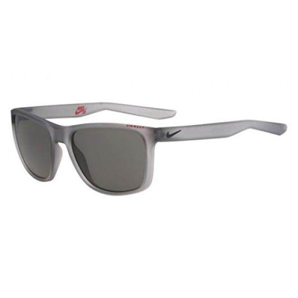 Nike Golf Unrest Sunglasses, Matte Wolf Grey/Deep Pewter Frame, Grey Lens - intl