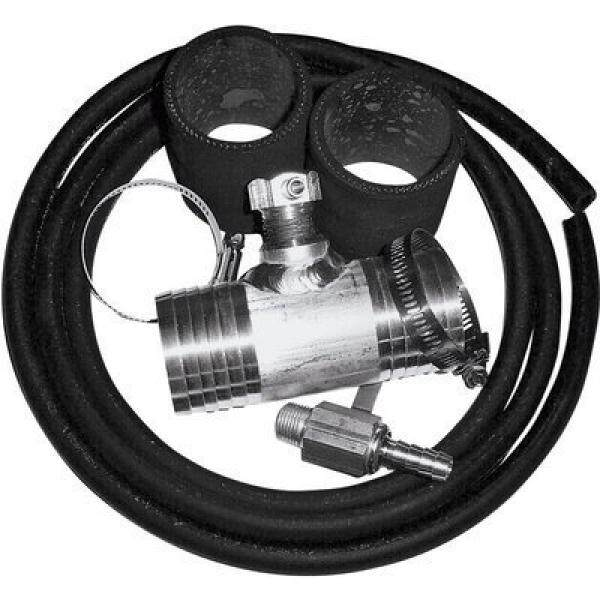 RDS Diesel Install Kit for Auxiliary Diesel Fuel Tank - Fits 1999-Current Ford, 2011-Current Chevrolet and GMC, and Dodge 1999-2012, Model# 011025 - intl
