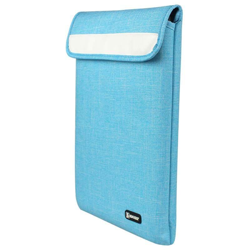 Sheng Bei Ini Adalah Sarung Casing Tas untuk Laptop 14 Inch, Tas Notebook, untuk Mac Book Air/Pro Tas Laptop (Biru) -Intl