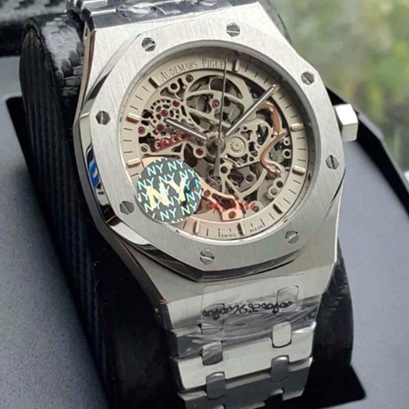 Steel Silver Chonograph Automatic Watch Malaysia