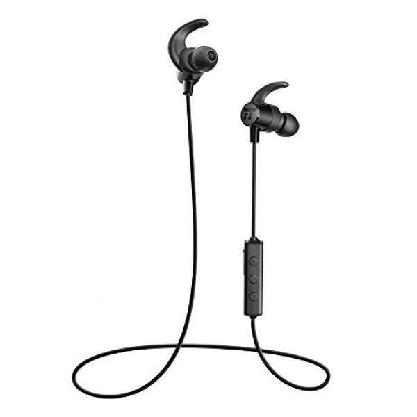 Taotronics Bluetooth Headphones Sweatproof Wireless In Ear Earbuds