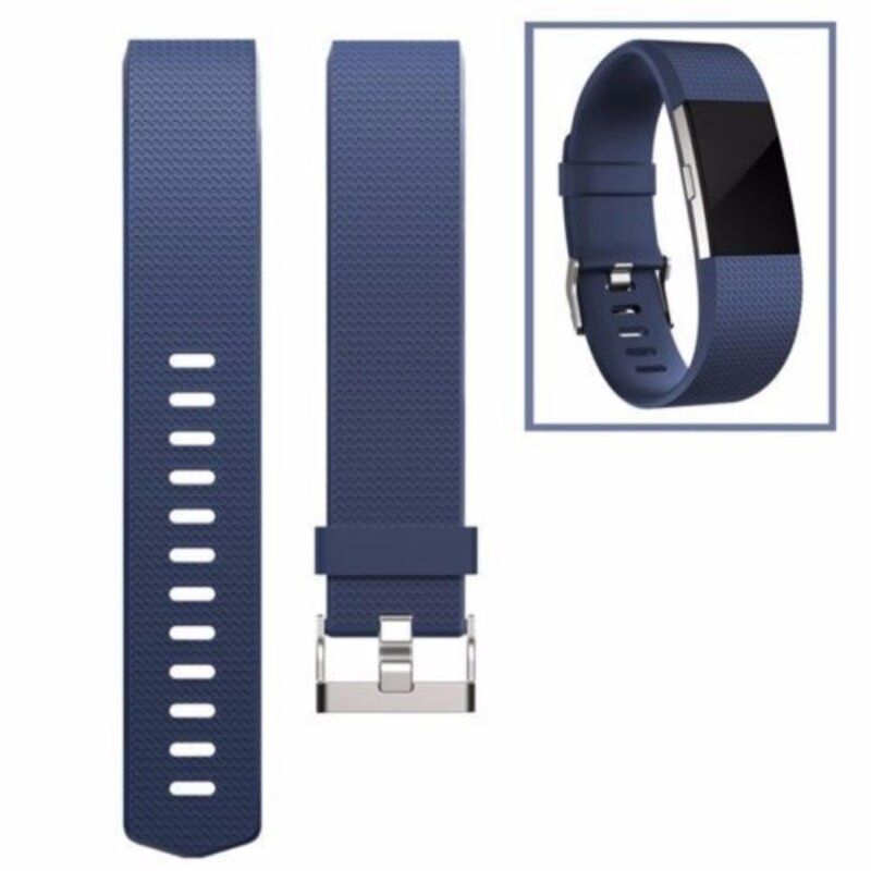 Yika Fitbit Charge 2 Strap Band Wristband Watch Replacement Bracelet Accessory Size:S Malaysia