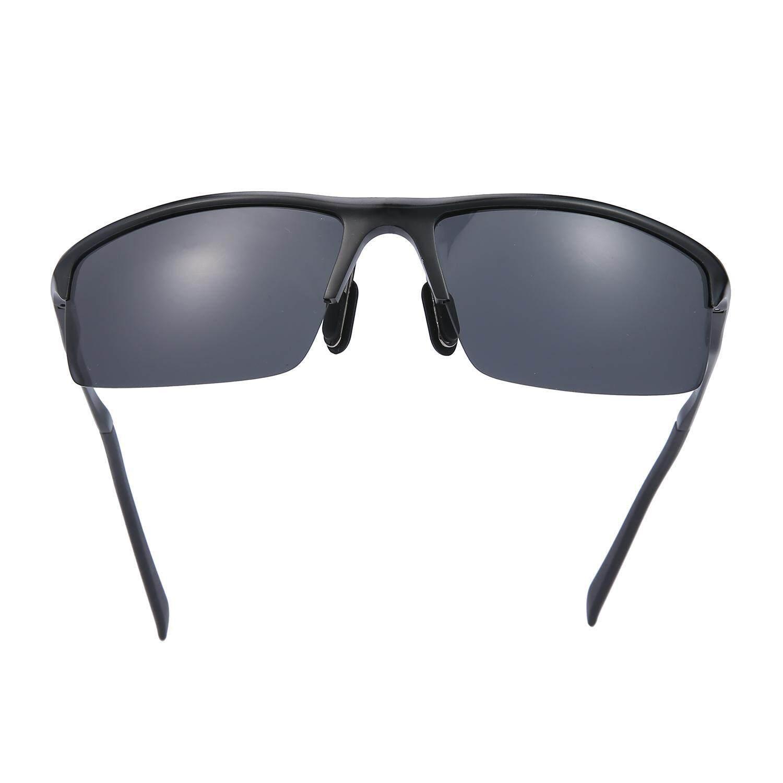 Yukufus 100% UV Perlindungan Bersepeda Outdoor Olahraga Atlet Kacamata-Intl