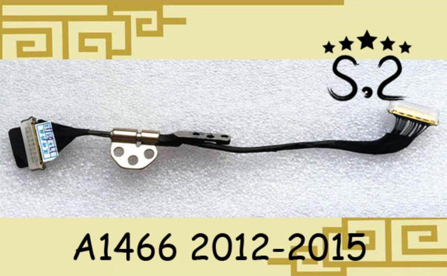 New Lcd Led Lvds Screen Cable For Macbook Air A1369 A1466 13.3 2010-2015 Year Test Working Well