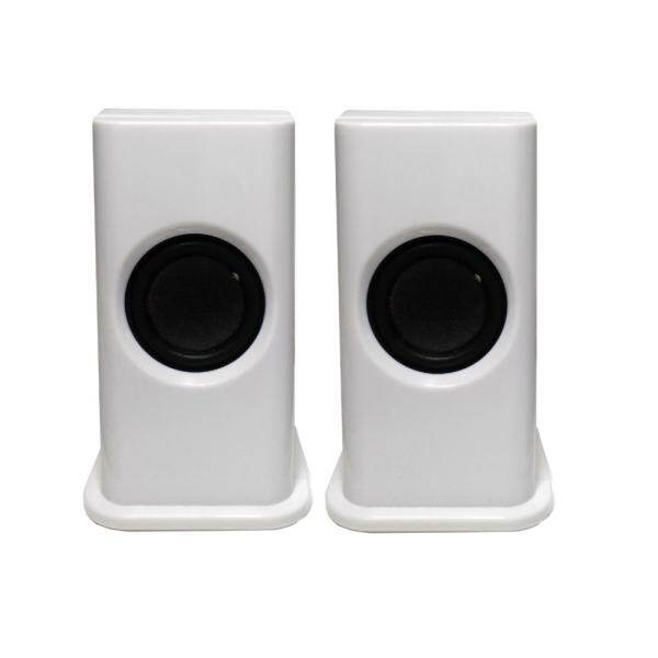 Acer USB Mini Speakers Built into Audio Sound Card (White) Malaysia