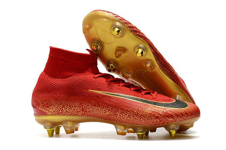764d9b624c Nike Official MEN Football Shoes High Quality Mercurial Superfly VI Elite  SG AC (Size:40-45)