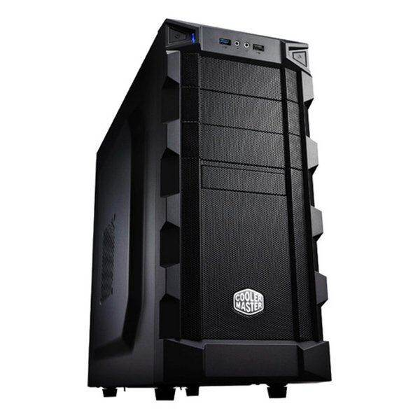 Cooler Master K280 Mid Tower Casing/Chassis RC-K280-KKN1 (Black) Malaysia