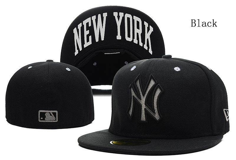 High quality  NEW YORK YANKEES Men Women 59FIFTY SnapBack Cap W Close Full Fit