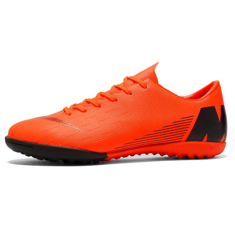 c6f6e9fb3 Futsal shoes Mercuria Professional Soccer Shoes High Quality Football Shoes  Leather Upper