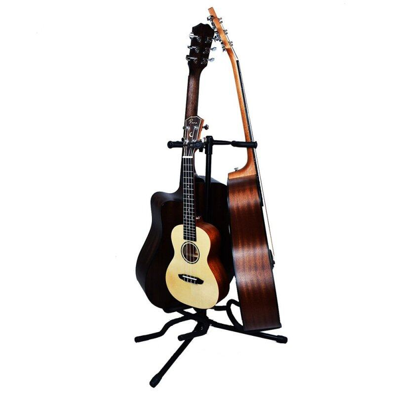 Guitar Stand for Three Guitars (All kinds of guitars and ukulele) Malaysia