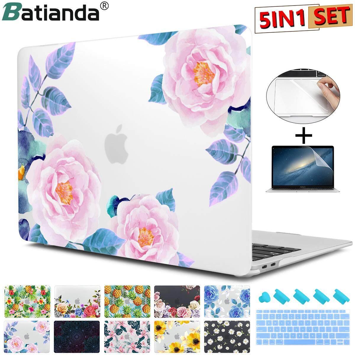 Batianda MacBook Air 13 Inch (A1369/A1466)Case Matte Frosted Hard Shell Cover