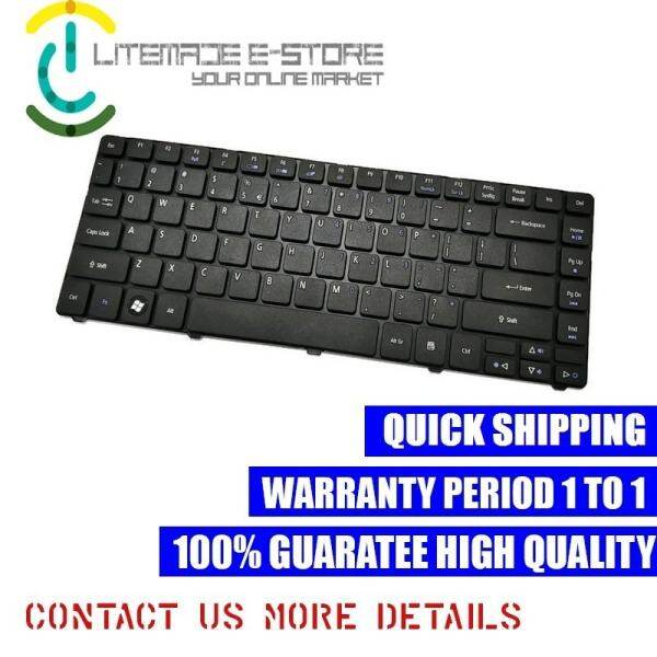 Replacement Laptop Keyboard For Acer Aspire 4752G Series Malaysia