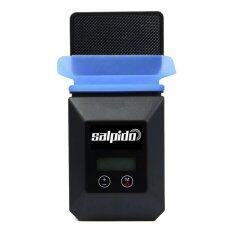 SALPIDO V5 Portable USB Notebook/Laptop Air Cooler Radiator Exhaust Fan Malaysia