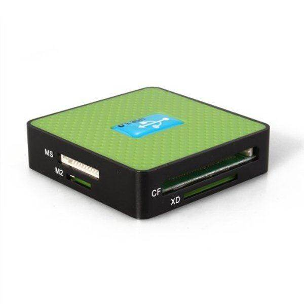 True USB 3.0 ALL IN 1 Card Reader Green Malaysia