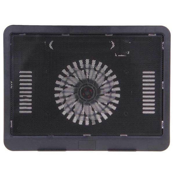 Zee-Cool N191 High Performance Super Slim Notebook Cooling Pad 1 Big Fan (Black) Malaysia