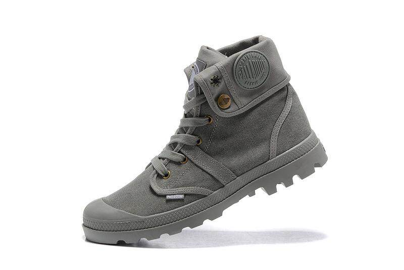 4702b3ab10c Original 2018 France Fashion New For Palladium_Boots Womens Size 35-39  Pallabrouse Baggy Army Training Camp Boots High Cut Shoes 11 Colors on sale