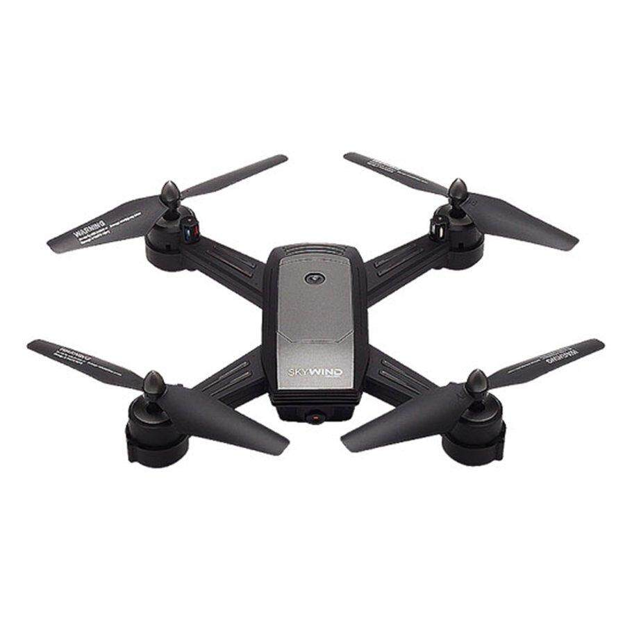 PKPNS X34F Optical Flow Dual Lens UAV Remote Control Q*uadcopter Camera D*rone