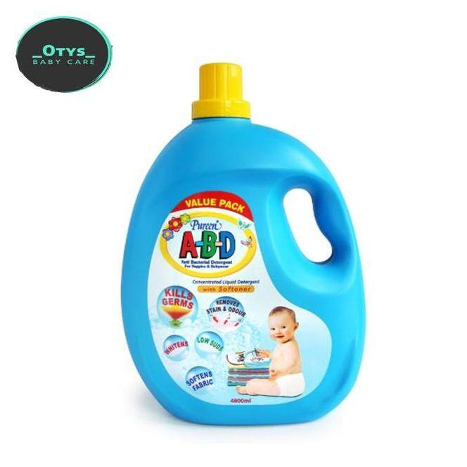 Pureen A-B-D Liquid Detergent 4800 ml