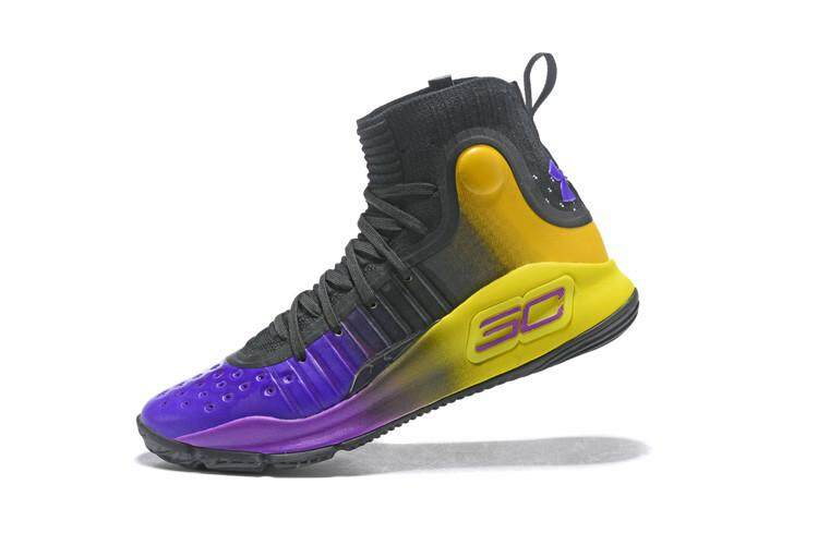 4f25d9b4c85e Product details of Under Armour Official Stephen Curry Curry 4 Mid Top  Ocean Basketball Shoe MENS SC EU 40-45