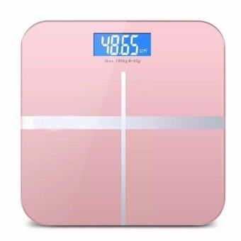 Gosport The new USB rechargeable household electrical appliances scale intelligent health weight scale precision glass weighing