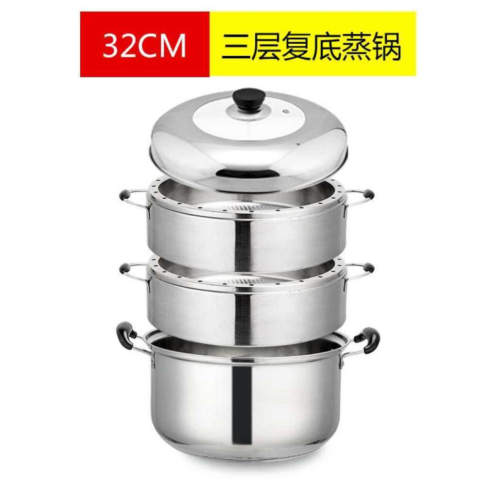 Thickened Household Non-Porous Cooking Pot Boiler By Bmww.