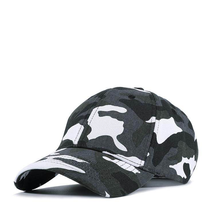 Camouflage Men Caps Army Men's Snapback Hats Adjustable Baseball Caps High Camouflage Caps High Quality Dad Hats