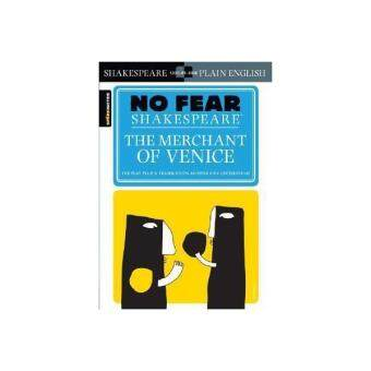 NO FEAR SHAKESPEARE THE MERCHANT OF VENICE PUBLISHER: SPARKNOTES (JULY 3, 2003) / - ISBN : 9781586638504