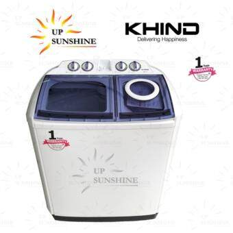 Khind Semi Auto Washing Machine WM1017 - 10kg