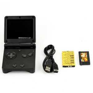 Hình ảnh GB Station Light Boy SP PVP Hand Held Game Console Classic Games New - intl