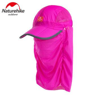 NatureHike Outdoor Topi Tabir Surya 4 Warna Foldable Bernapas Pria Wanita  Travlling Memancing Memanjat Sport Topi 8d168e584c