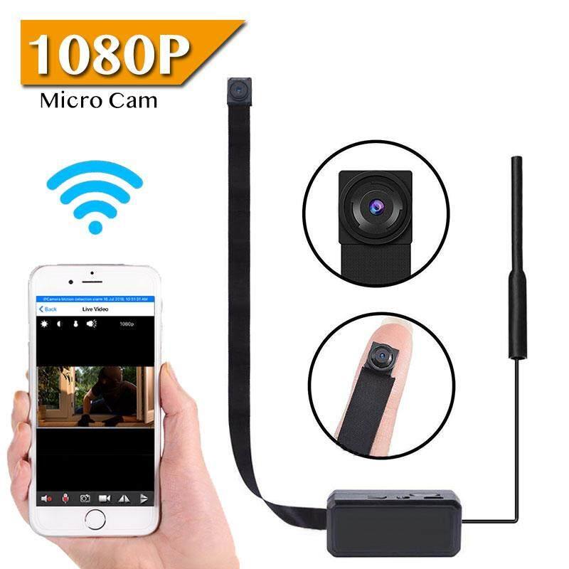 W-Toy Mini DIY Module WiFi IP Camera 1080P Motion Sensor FHD Video Voice  Recorder Micro Cam Wireless Module Flexible Camcorder for Phone PC APP  Remote