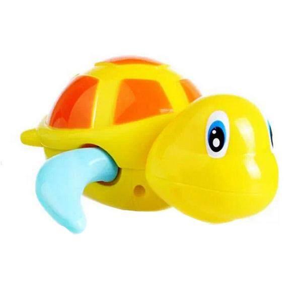 Children Bath Turtle Toys Cartoon Swimming Chain Clockwork Gifts