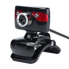A886 USB 12.0 Megapixel Camera Web Cam with Mic Support Night Vision For PC