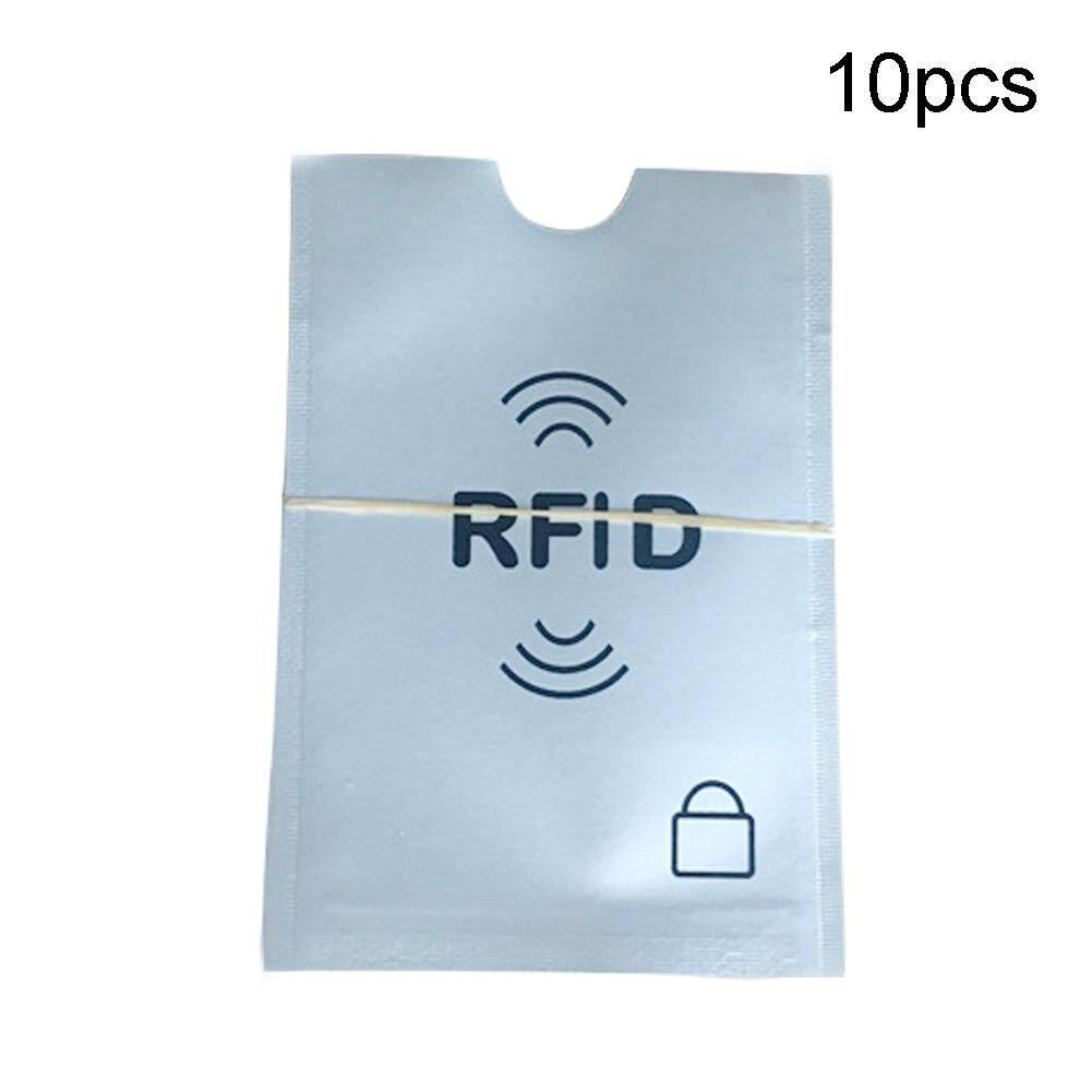 Hộ Chiếu Nhôm Tiện Lợi RFID Bảo Vệ Thẻ Thẻ Ốp Lưng Bền
