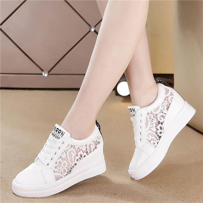 Women Fashion Wedge Shoes 6 5cm Height