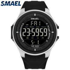 SMAEL Top Luxury Brand Waterproof Military LED Digital Watches Men's Fashion Casual Watches Men Sport Watch