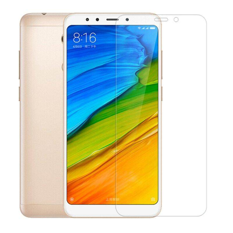 Tempered Glass for Xiaomi Redmi 5 Plus- 2.5D Curve Screen Protector [Clear]