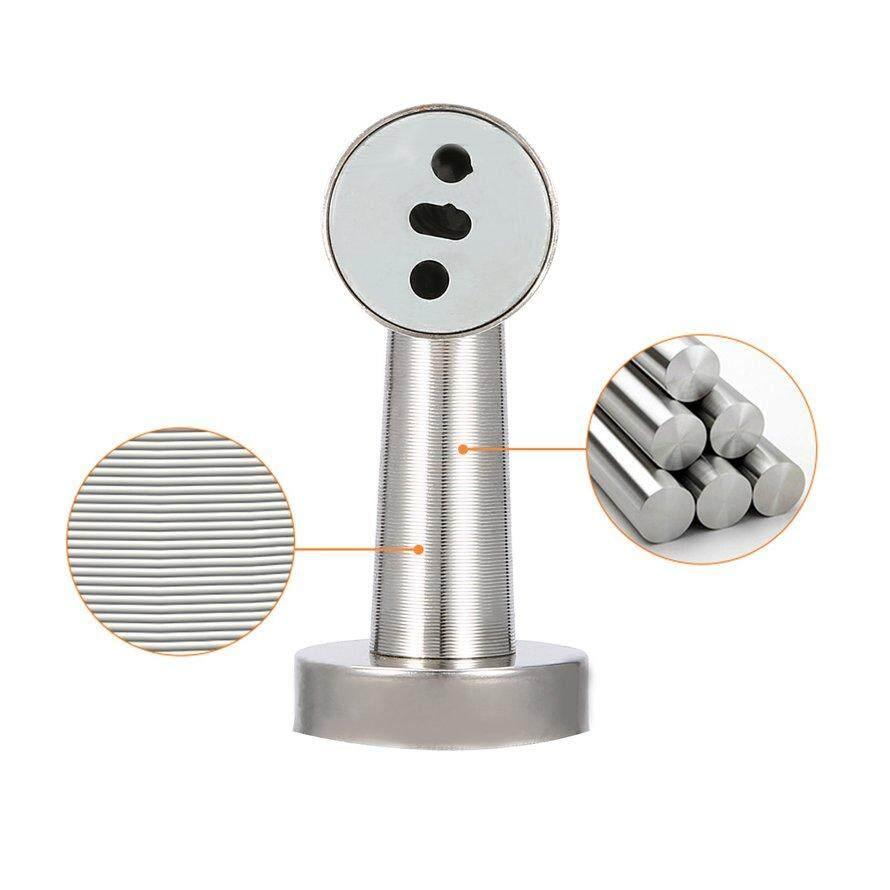 OSMAN Stainless Steel Magnetic Door Stopper Home Office Door Stop Holder Catch