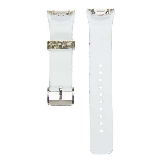 ... Silicone Watch Band Strap For Samsung Galaxy Gear S2 SM-R720(Green) ...