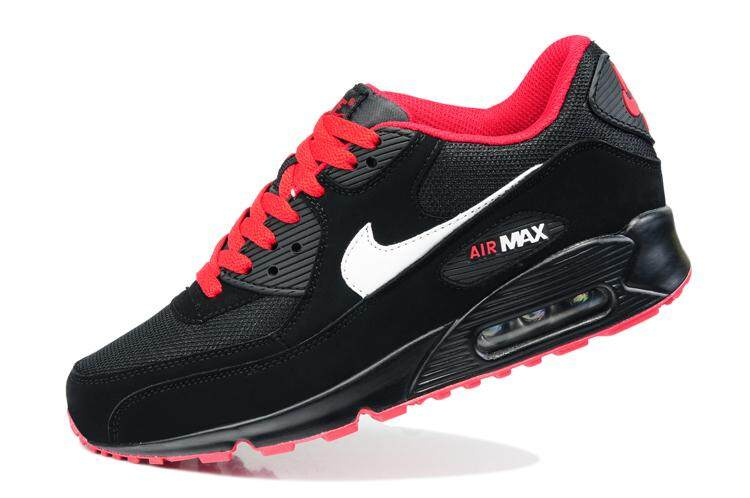 Nike Air Max 90 Essential Men s Running Shoe Fashion Casual Sneakers ... edfe628e13